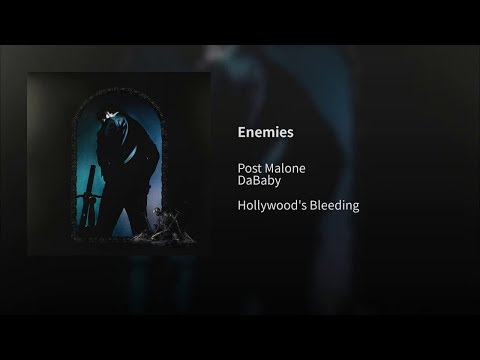Post Malone - Enemies Feat. DaBaby (1 Hour)
