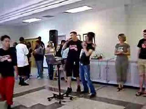 North Gwinnett Senior Karoke - Creed