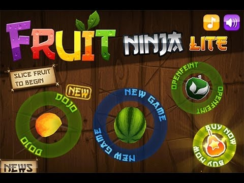 how to get more bananas in fruit ninja arcade