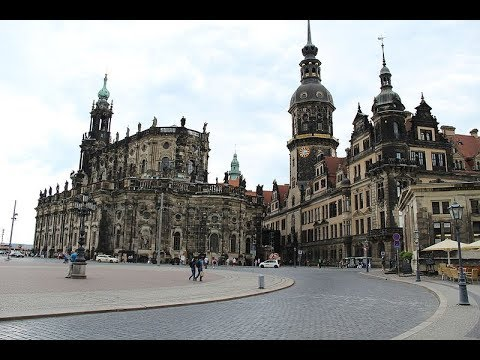 Places to see in ( Dresden - Germany ) Katholische Hofkirche