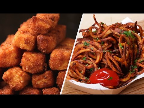 Crispy Homemade Fast Food Recipes • Tasty