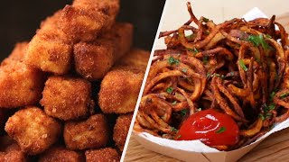 Crispy Homemade Fast Food Recipes Tasty