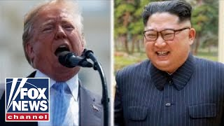 Setback for Trump's summit with Kim Jong Un?