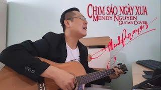 Chim sáo ngày xưa (Nhất Sinh) - Acoustic - Mendy Nguyễn Guitar Cover