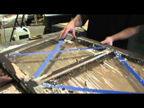 Wood Window Repair Part 1