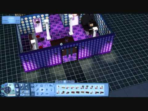 Sims 3 Tutorial How To Make A Night Clubdance Clublounge Etc