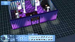 Sims 3 Tutorial: How To Make A Night Club/dance Club/lounge Etc.