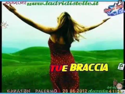 Mina - Amore unico amore (karaoke fair use)