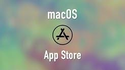 macOS | Mojave | App Store