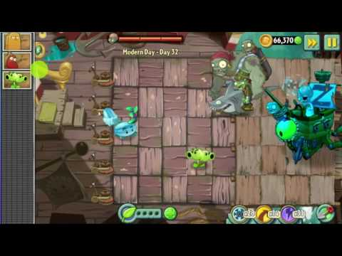 Plants Vs. Zombies 2 [129]: Zomboss... Preview?