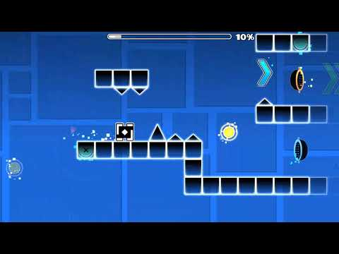 Geometry Dash | Remote Control Layout - Preview #1