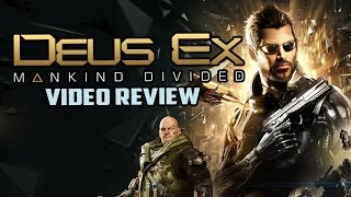 Deus Ex: Mankind Divided PC Game Review