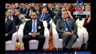 العاشرة مساء مع وائل الإبراشى حول اختار وزير الزراعة عبد المنعم البنا حلقة 14-2-2017