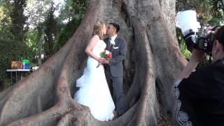 Heritage Park Santa Fe Springs Wedding Trailer / Affordable Wedding Videography Los Angeles