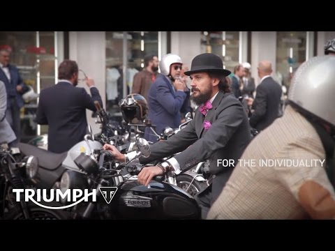 Biker Page - WATCH: TRIUMPH WE DO IT FOR THE RIDE