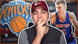 REBUILDING THE NEW YORK KNICKS ON NBA 2K19!