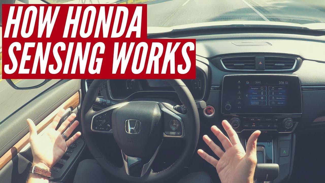 Honda Hondasensing 2018honda