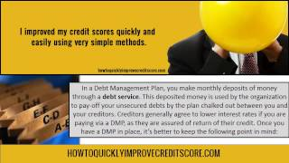 Debt services | MyCreditLocker | Free Credit Repair Software