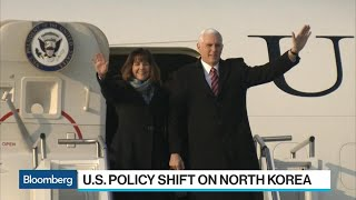U.S. Signals Willingness to Talk in North Korea Policy Shift
