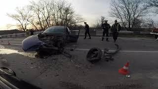 Авария в Новопавловке
