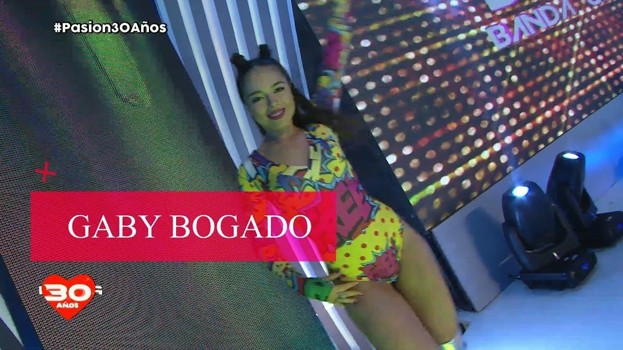 Gaby Bogado, es una nena!