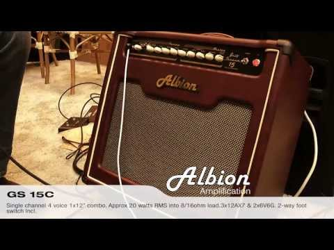 Albion GS 15C demo