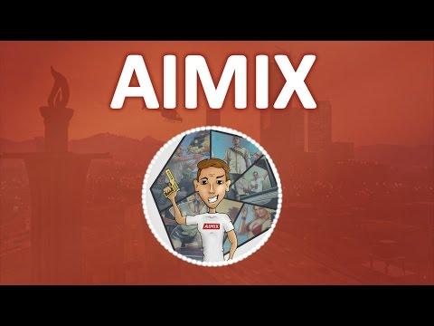 Aimix Outro Song 1 hour  TWRK  Badinga!