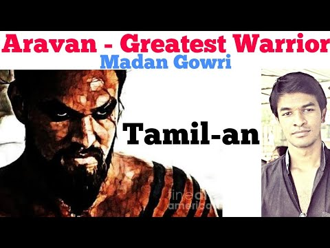Aravan - World's Greatest Warrior | Tamil | Madan Gowri | MG
