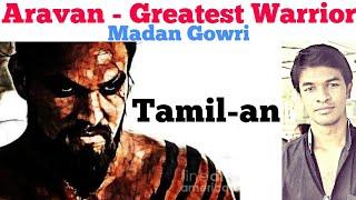 Aravan - World's Greatest Warrior | Tamil | Madan Gowri | MG