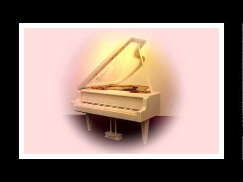Piano music - waiting - in a minor - piano solo instrumental relaxing song