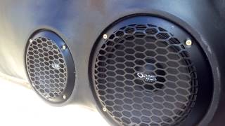 Alphard Hls 20+Momo HE-715s+Oris PR-804