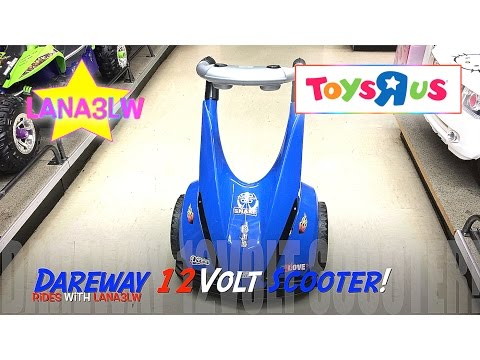 Best Popular Dareway 12 volt Scooter Kids Ride On Electric Car Toys R Us - Lana3LW