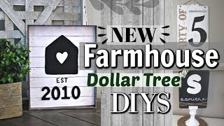 Personalized Farmhouse Decor | Dollar Tree Farmhouse DIYS | Krafts by Katelyn