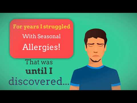 Top 4 Ways to Remove Seasonal Allergies with Quercetin and Eyebright Drops!