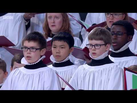St Paul's Cathedral Choir (Andrew Carwood) @ Grenfell Tower Memorial Service (BBC | 14.12.2017)