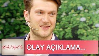 Zuhal Topal'la  14. Bölüm (HD) | Türkiye'nin Konuştuğu çift Zahra - Erkan'dan Olay Yaratan Açıklama