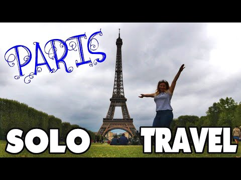 EXPLORING PARIS SOLO | UK STUDY TOURS | NATASHA ATLAS