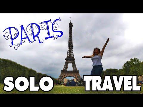EXPLORING PARIS SOLO | UK STUDY TOURS | NATASHA ATLAS