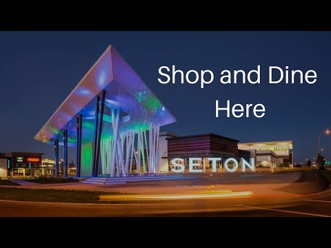 Seton Calgary Virtual Tour - Retail District