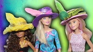 Barbie Şapka Nasıl Yapılır?