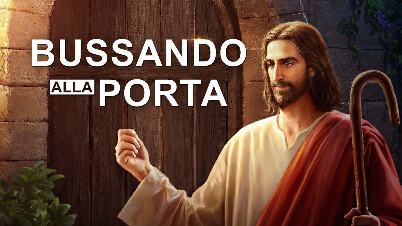 """Film cristiano completo - """"Bussando alla porta"""" Il Signore Gesù ha bussato alla porta del mio cuore"""