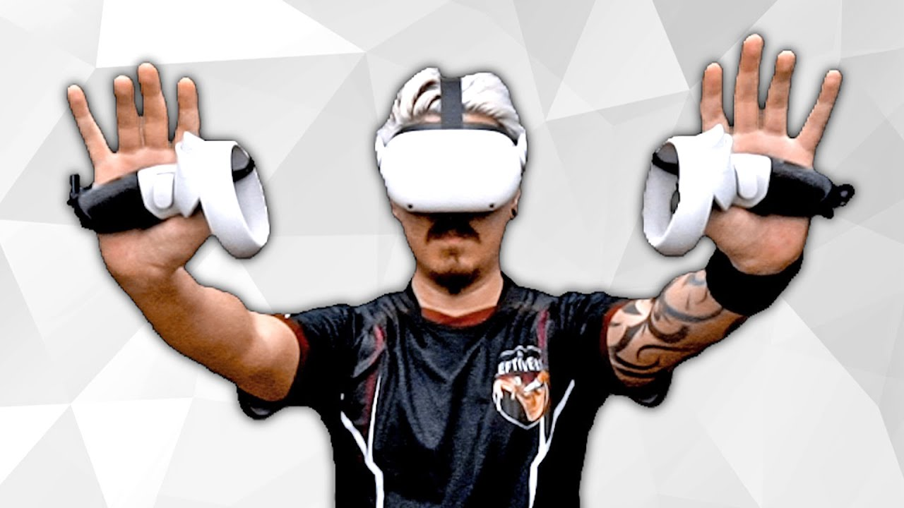 Get a Grip!   Mamut VR Grips 3   Setup Demo & Review