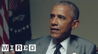 President Barack Obama on How Artificial Intelligence Will Affect Jobs | WIRED
