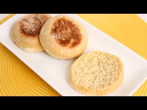 English Muffins Recipe - Laura Vitale - Laura in the Kitchen Episode 651