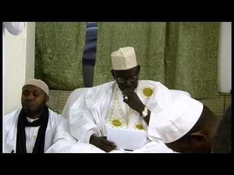 AL-FATHI WITH EL MUSTAPHA GUAYE IN BREMEN 2013 PART 1