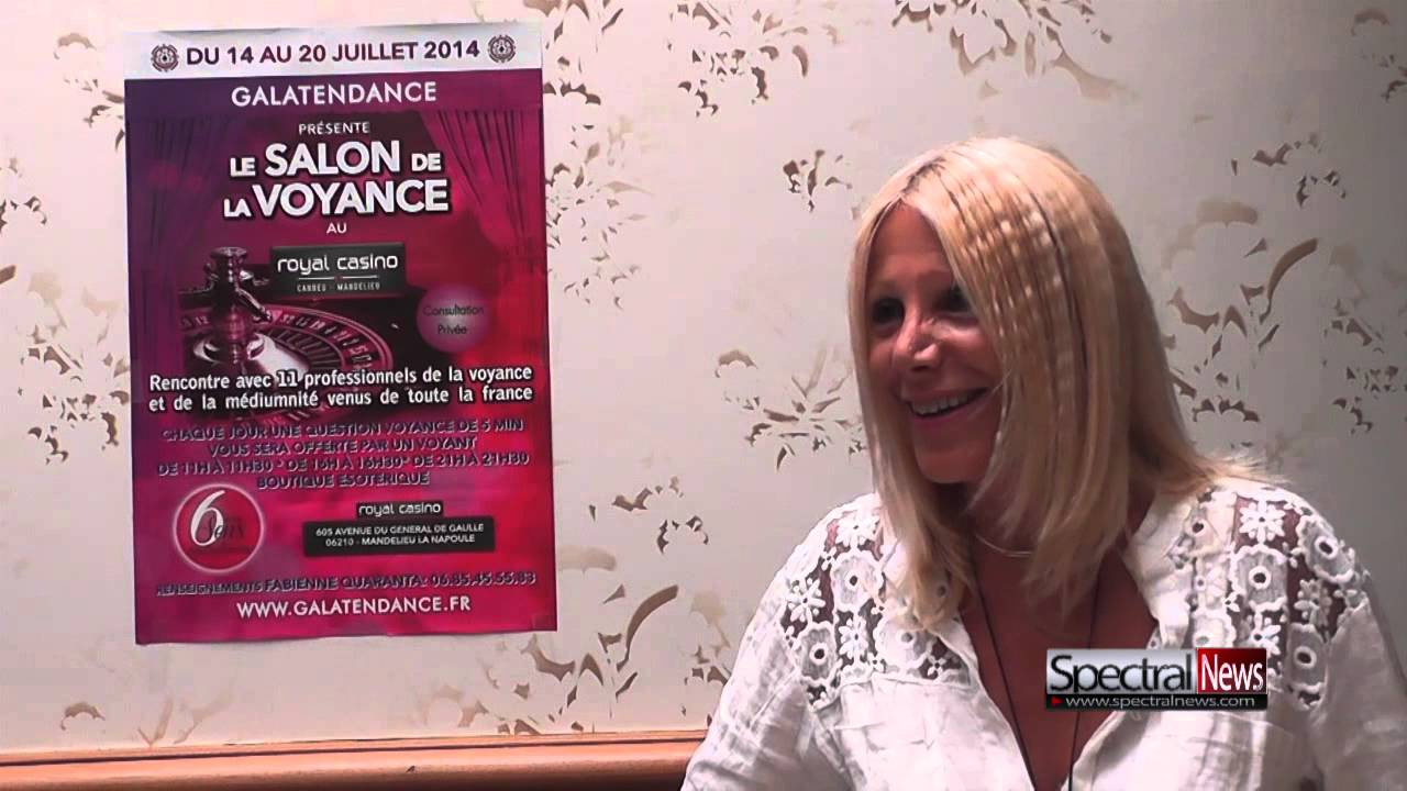 Salon De La Voyance à Cannes Youtube