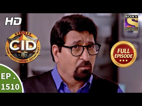 CID – Ep 1510 – Full Episode – 8th April, 2018
