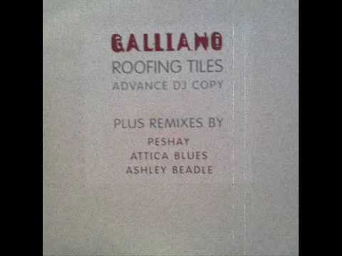 Galliano - Freefall (Peshay Remix)