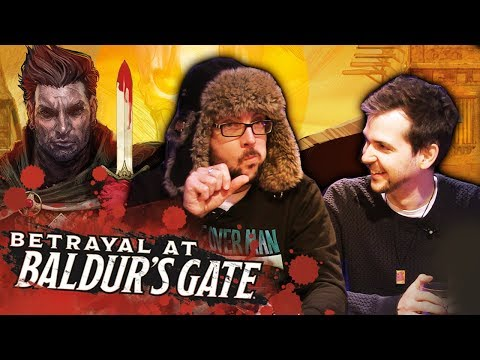 HARRY THE HOMUNCULUS | Betrayal at Baldur's Gate