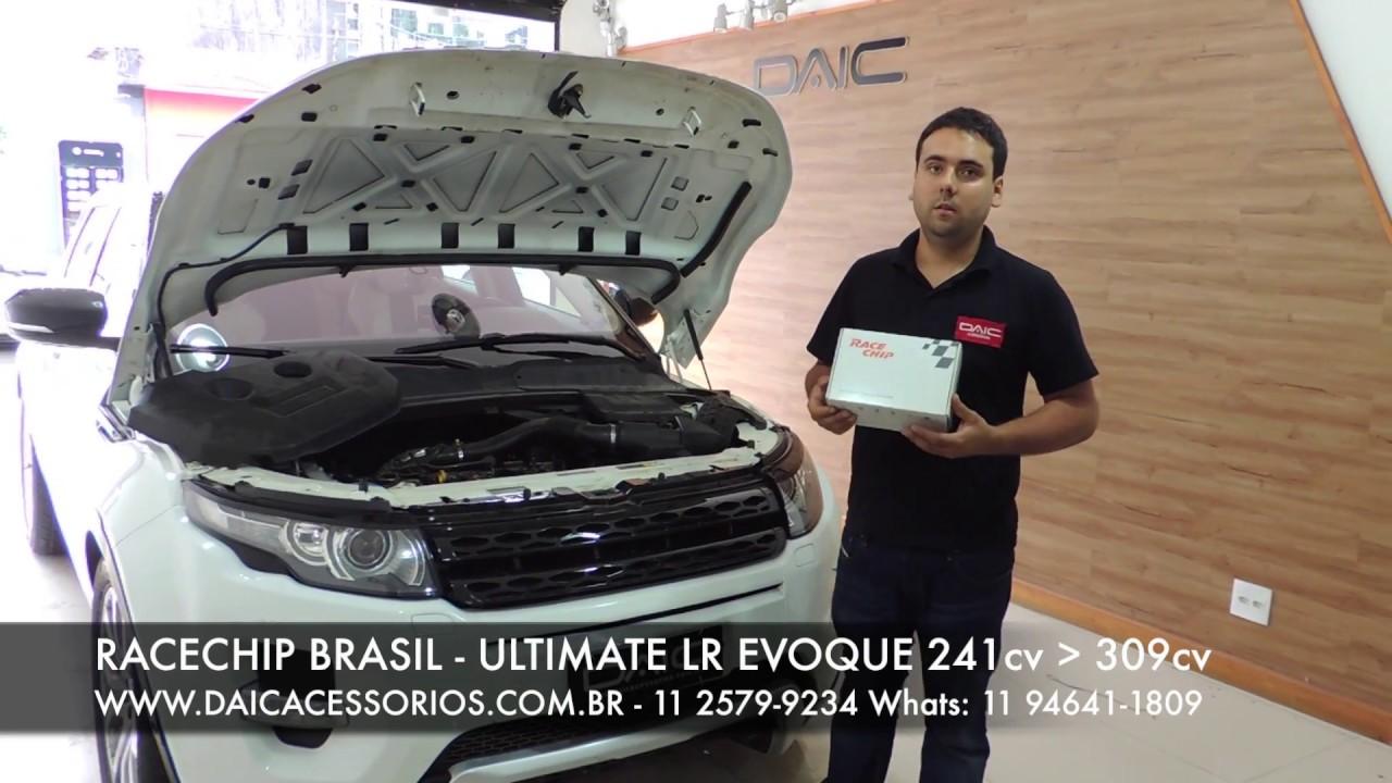 RACECHIP BRASIL Chip de Potencia Racechip Ultimate Land Rover
